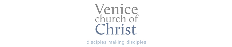 Venice church of Christ