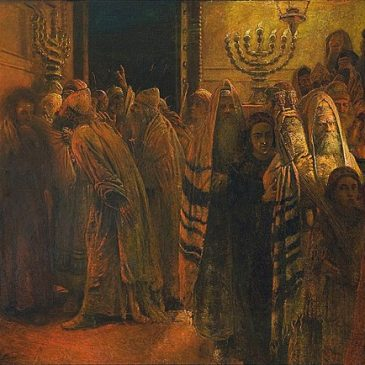 Peter Before the Sanhedrin | The Voice 9.49: December 08, 2019
